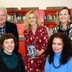 The Members Library_Grazer Kunstverein_Lesung mit Mirijam Bräuer_November 2019